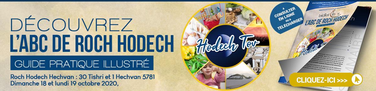 Abc guide pratique illustre sur Roch Hodech
