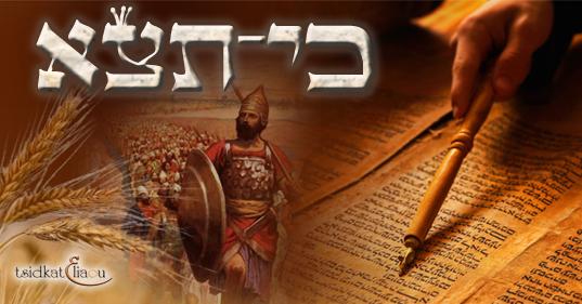 Parachat Ki Tétsé nous présente 74 mitzvot sur 613 !