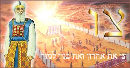 Parachat TSAV - Chabbat Hagadol