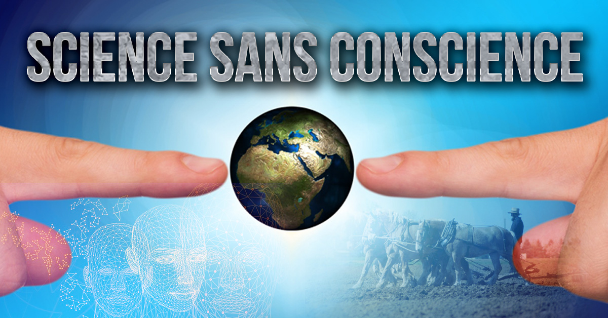 Science sans Conscience, la foi de Noé