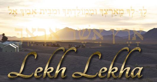 Parachat Lekh-Lekha