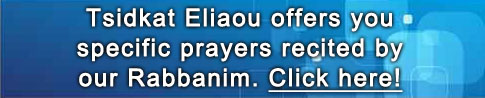 Discover our specific prayers