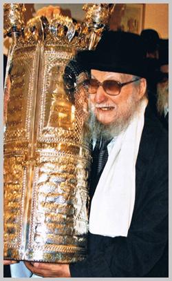 Rav Nissim AMSELLEM Zatsal