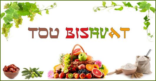Tou Bichva, le nouvel an des arbres et l'importance des fruits
