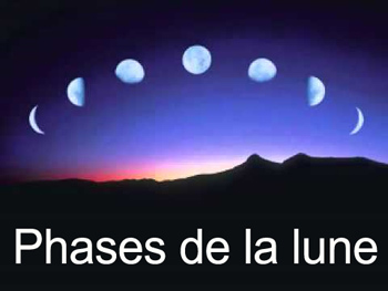 benediction de la lune