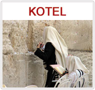 Prières au Kotel