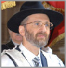 LE GRAND RABBIN DE FRANCE RAV GILLES BERNHEIM CHLITA