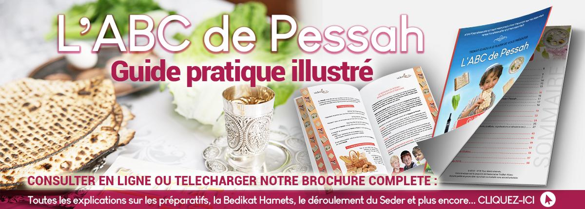 L'ABC de Pessah - Guide pratique illustré