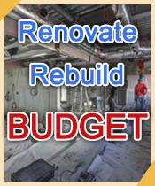 Budget renovation of the synagogue Ohr Yaacov Veisrael