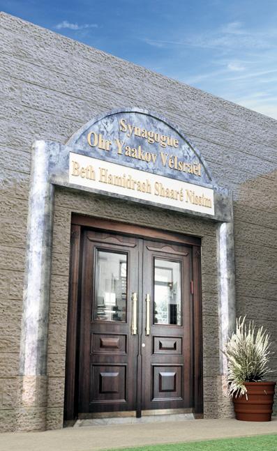 Synagogue OHR YAAKOV VÉISRAEL - Jérusalem