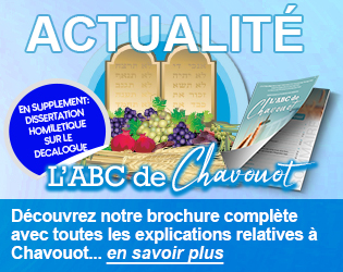 ABC de Chavouot - Guide pratique illustré